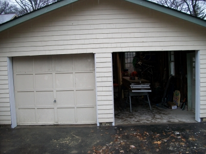 Cincinnati garage doors garage doors and garage door for Murphy garage doors